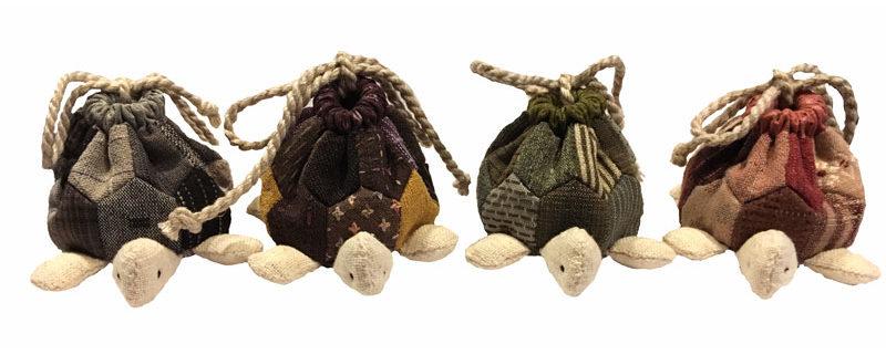 De-4-skildpadder