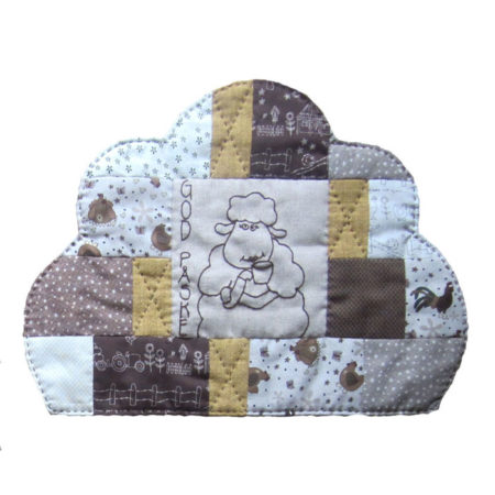 paaske-mug-rugs-med-stitschery-2-x-brun-sykit